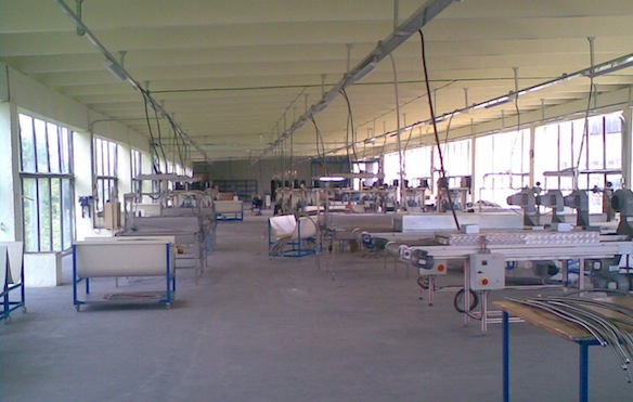 Собствена производствена база фирма Айваз Н ООД
